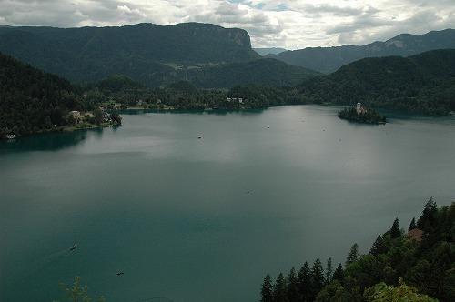 ブレッド湖 (スロヴェニア) その2_e0076932_6335225.jpg