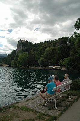 ブレッド湖 (スロヴェニア) その2_e0076932_6495985.jpg