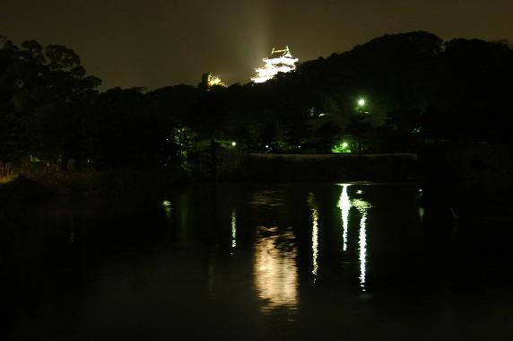 和歌山城 ライトアップ  6_b0093754_026910.jpg