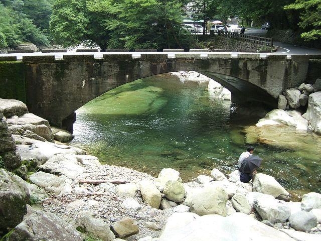 面河(おもご)渓谷(愛媛帰省)_e0089232_23525310.jpg