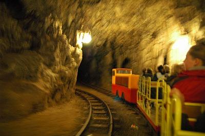 ポストイナ鍾乳洞 (Postojna Cave)_e0076932_7345494.jpg