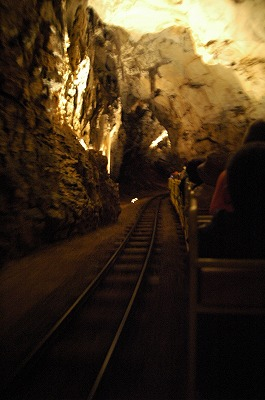 ポストイナ鍾乳洞 (Postojna Cave)_e0076932_737403.jpg