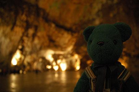 ポストイナ鍾乳洞 (Postojna Cave)_e0076932_7505673.jpg