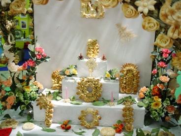 シチリア、サレーミのパン祭_a0077294_13584163.jpg