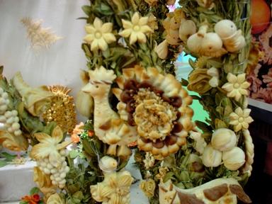 シチリア、サレーミのパン祭_a0077294_13591167.jpg