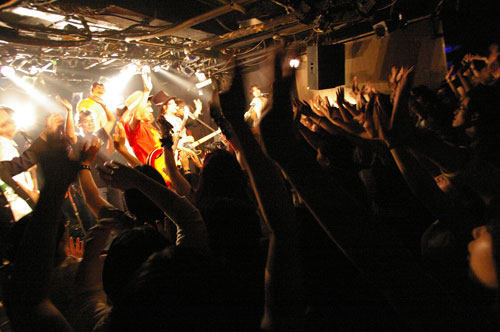 2006年8月7日@下北沢CLUB QUE _e0050748_1061922.jpg