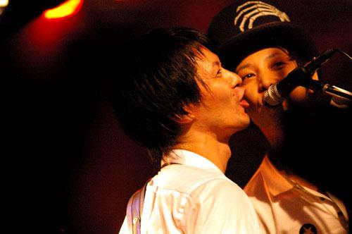 2006年8月7日@下北沢CLUB QUE _e0050748_1062857.jpg