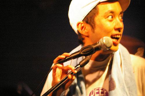 2006年8月7日@下北沢CLUB QUE _e0050748_1071271.jpg