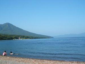 支笏湖キャンプ_e0075356_1191343.jpg