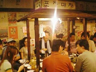 こち亀おわり⇒韓国料理へ★_c0038092_5373591.jpg