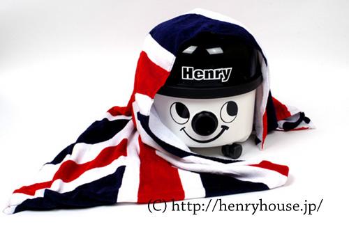 掃除機ヘンリーくん・ホワイト上陸_a0003650_2315236.jpg