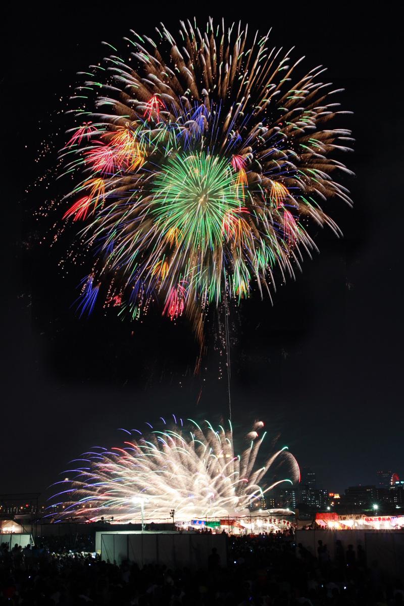 第18回 なにわ淀川花火大会 1_f0021869_04353.jpg