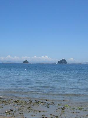"""夏だ!海だ!(その1)・・・臼杵湾 """"佐志生""""だぁ~!!!_c0001578_10112614.jpg"""