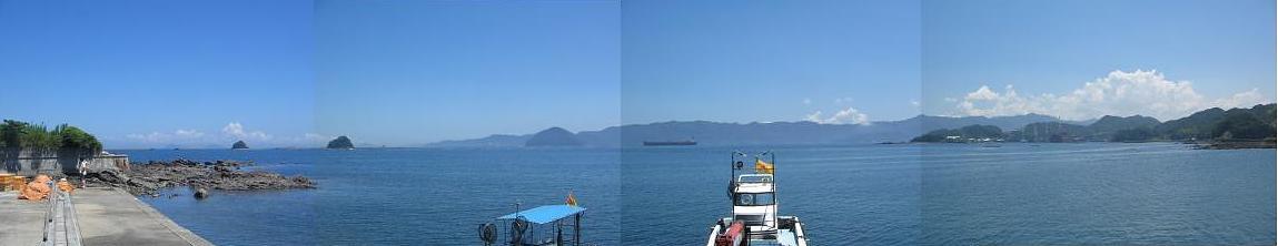 """夏だ!海だ!(その1)・・・臼杵湾 """"佐志生""""だぁ~!!!_c0001578_10122994.jpg"""