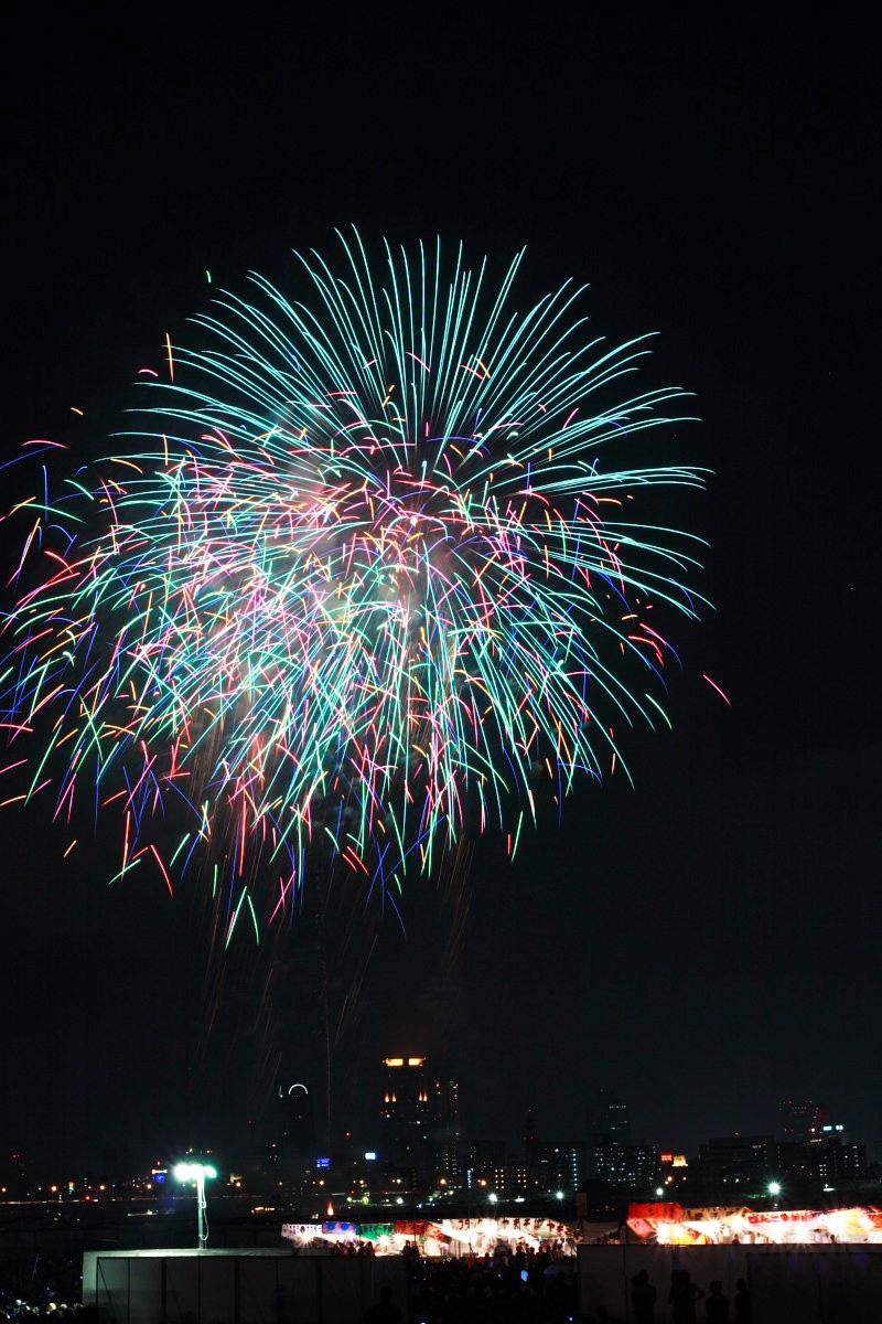 第18回 なにわ淀川花火大会 2_f0021869_0112023.jpg