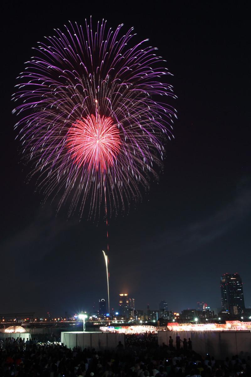 第18回 なにわ淀川花火大会 2_f0021869_042217.jpg