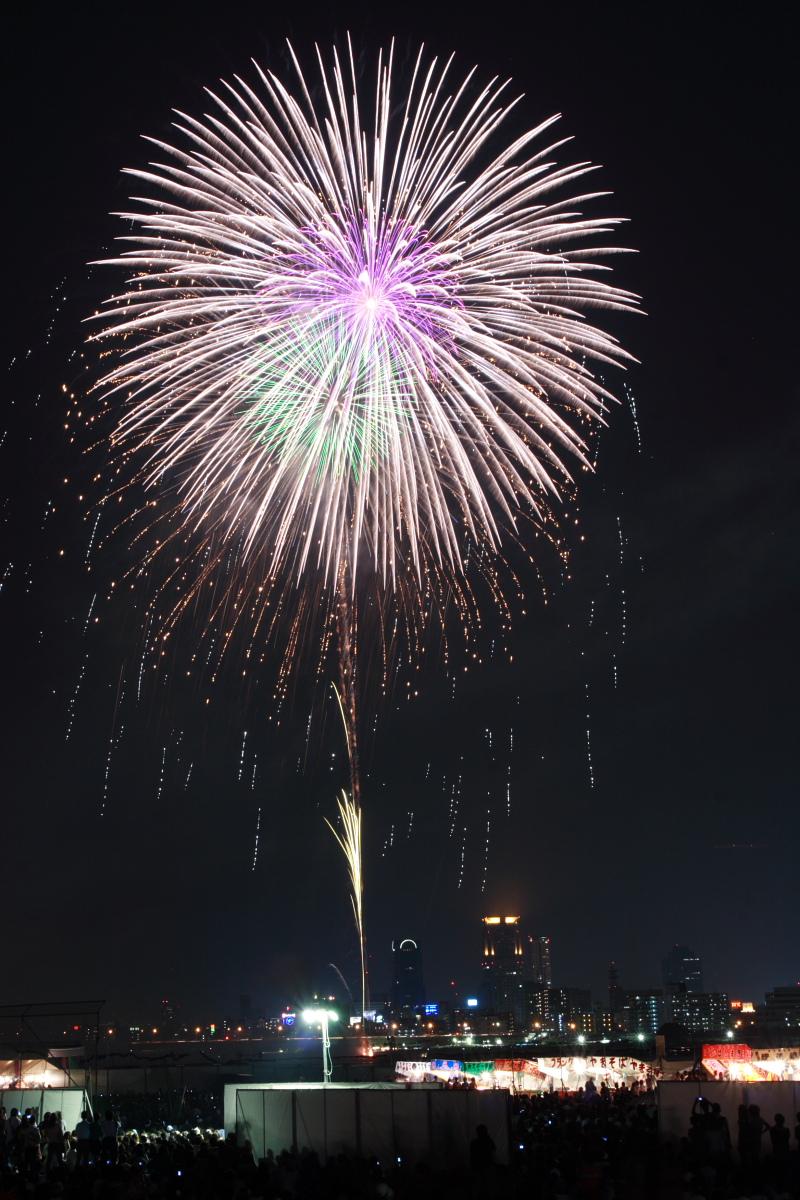 第18回 なにわ淀川花火大会 2_f0021869_04413.jpg