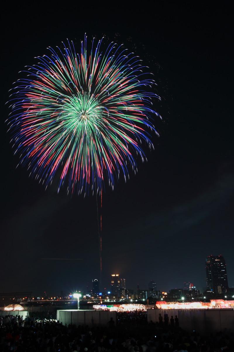 第18回 なにわ淀川花火大会 2_f0021869_055056.jpg