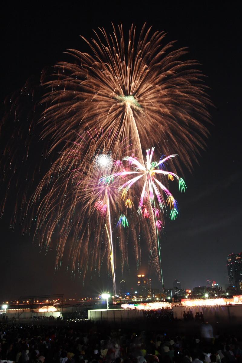 第18回 なにわ淀川花火大会 3_f0021869_0183548.jpg