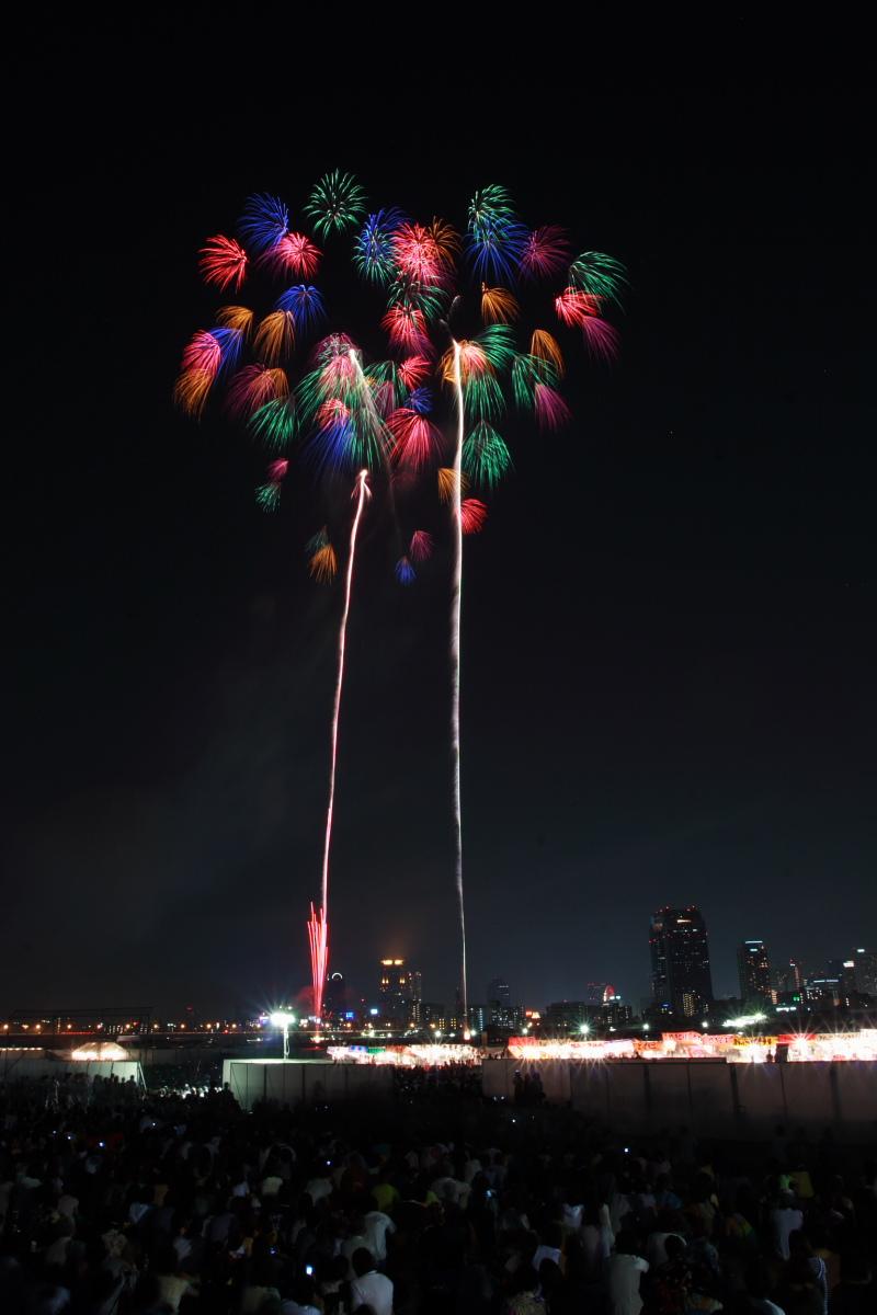 第18回 なにわ淀川花火大会 3_f0021869_0221694.jpg