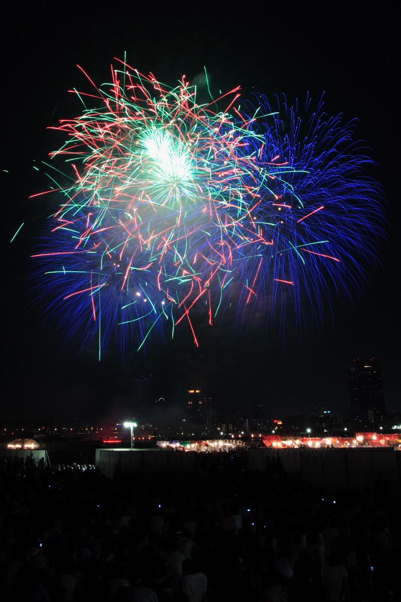 第18回 なにわ淀川花火大会 3_f0021869_025373.jpg