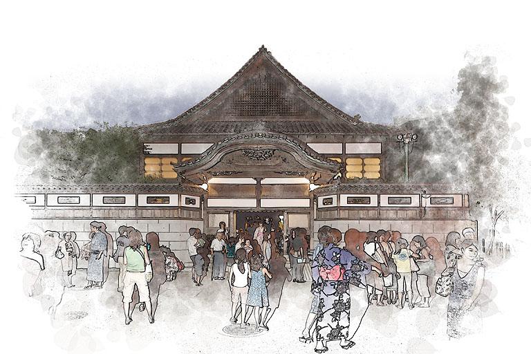 江戸東京たてもの園(Ⅱ)_c0081286_125204.jpg