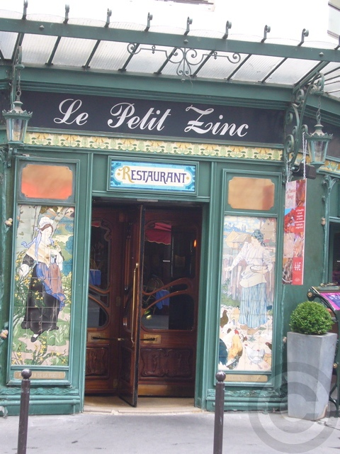 ■8月のパリのキャフェ&レストラン_a0014299_22364323.jpg