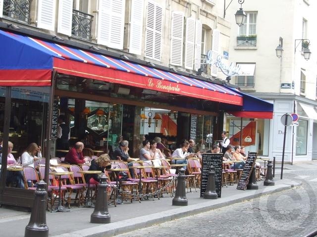 ■8月のパリのキャフェ&レストラン_a0014299_22371090.jpg
