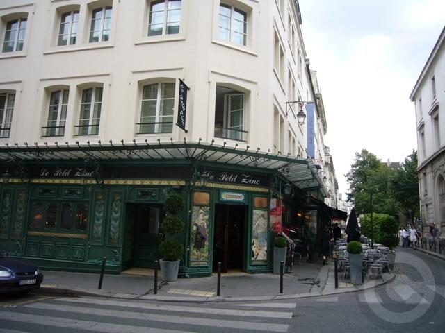 ■8月のパリのキャフェ&レストラン_a0014299_22381721.jpg
