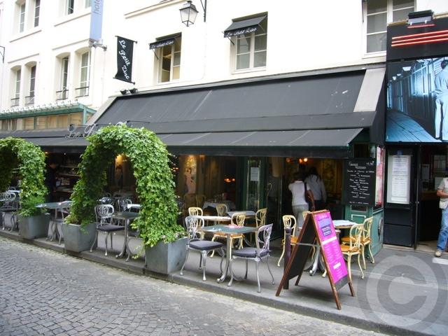 ■8月のパリのキャフェ&レストラン_a0014299_22394485.jpg