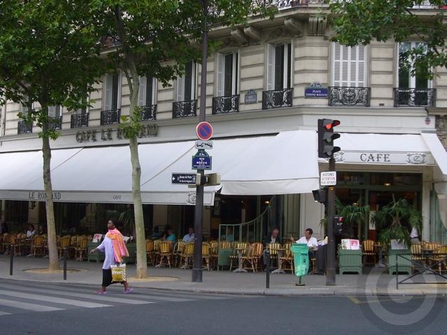 ■8月のパリのキャフェ&レストラン_a0014299_22405885.jpg
