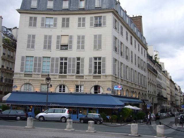 ■8月のパリのキャフェ&レストラン_a0014299_22455378.jpg