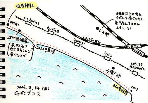 8/14 本日のジョギング_f0072976_095688.jpg