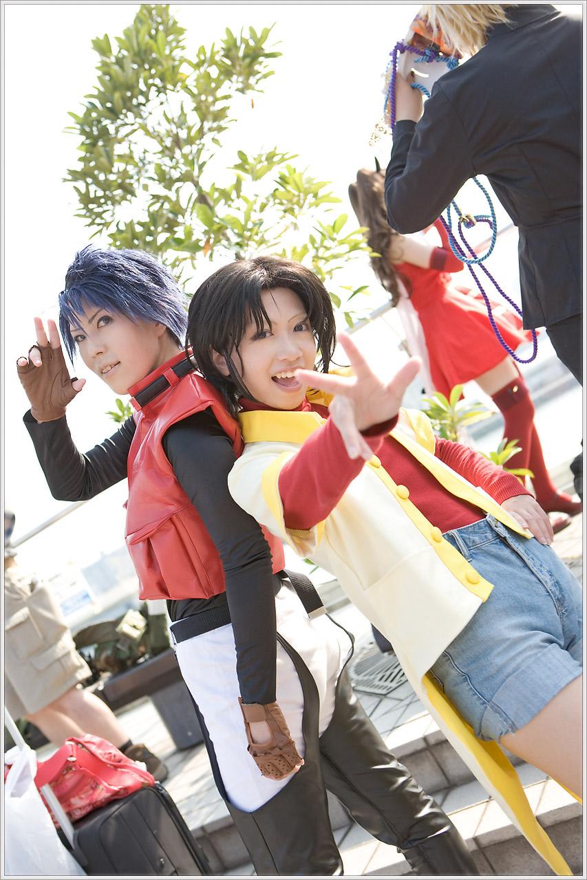 夏コミ70、コスプレ写真追加しました☆_b0073141_16272357.jpg