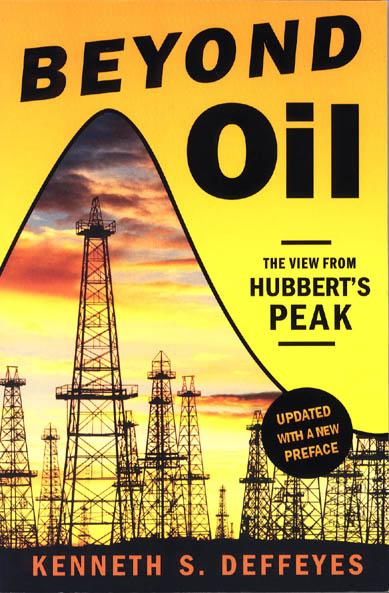 [Book]\'Beyond Oil\'─石油生産は減少局面を迎えたのか?_f0030644_13562691.jpg