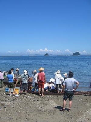 """夏だ!海だ!(その2)・・・""""地曳網""""だぁ~!!!_c0001578_765547.jpg"""