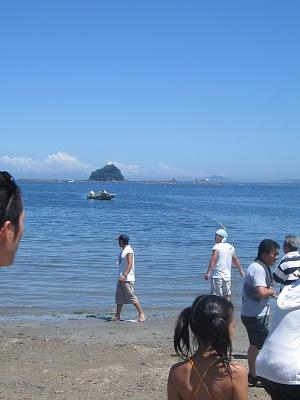"""夏だ!海だ!(その2)・・・""""地曳網""""だぁ~!!!_c0001578_85240100.jpg"""