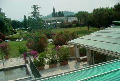 ヴェネト州の温泉地アバノテルメのスパ・ホテル_a0077294_14464278.jpg