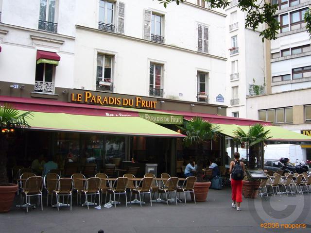 ■パリ、モンパルナス界隈のキャフェ&レストラン_a0014299_9411485.jpg