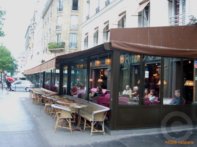 ■パリ、モンパルナス界隈のキャフェ&レストラン_a0014299_9433233.jpg