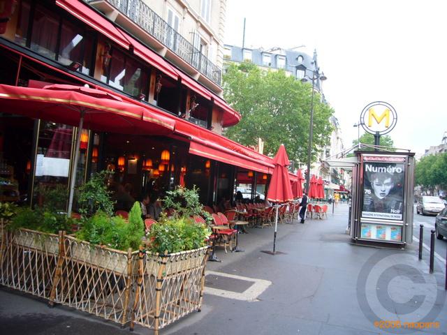 ■パリ、モンパルナス界隈のキャフェ&レストラン_a0014299_943559.jpg