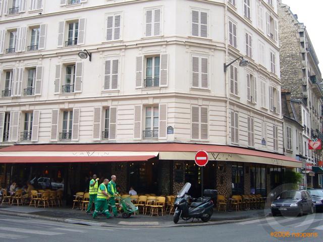 ■パリ、モンパルナス界隈のキャフェ&レストラン_a0014299_9452585.jpg