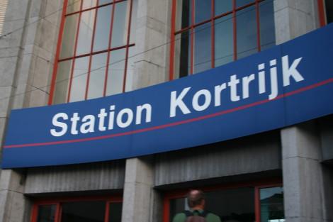 パリまでの長い道のり その2 Kortrijk_d0004651_21134259.jpg
