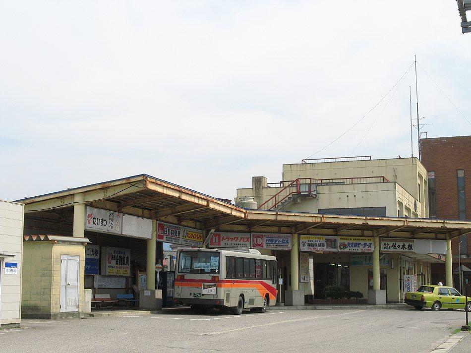 蒲鉄小型バス村松駅_b0059756_23503966.jpg