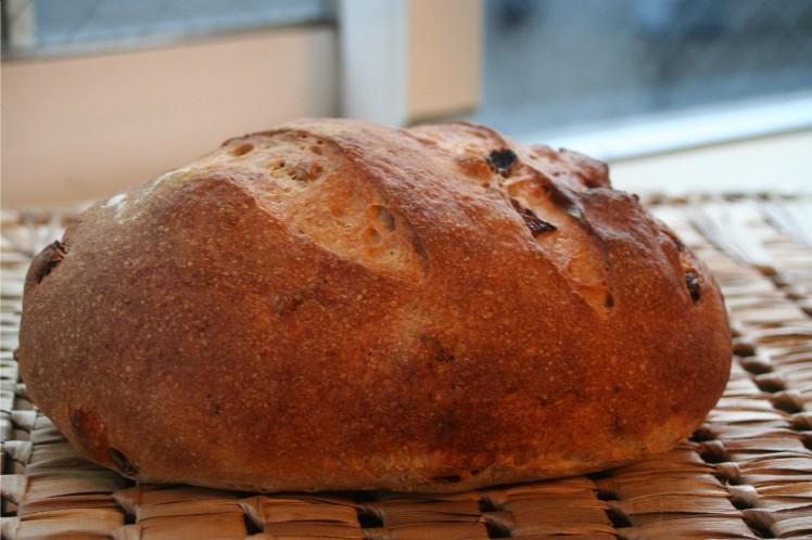 レーズンとくるみのパン、リュスティック_f0007061_23281148.jpg