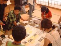 2006/8/3 「ミニふくつ」ワークショップ2_b0013387_17561930.jpg