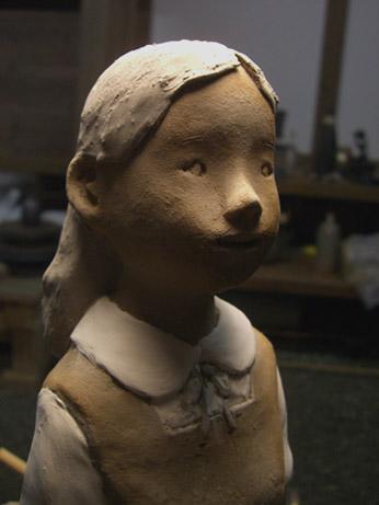 陶人形の窯開き展 前夜_f0018417_482930.jpg