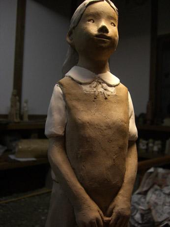 陶人形の窯開き展 前夜_f0018417_484991.jpg