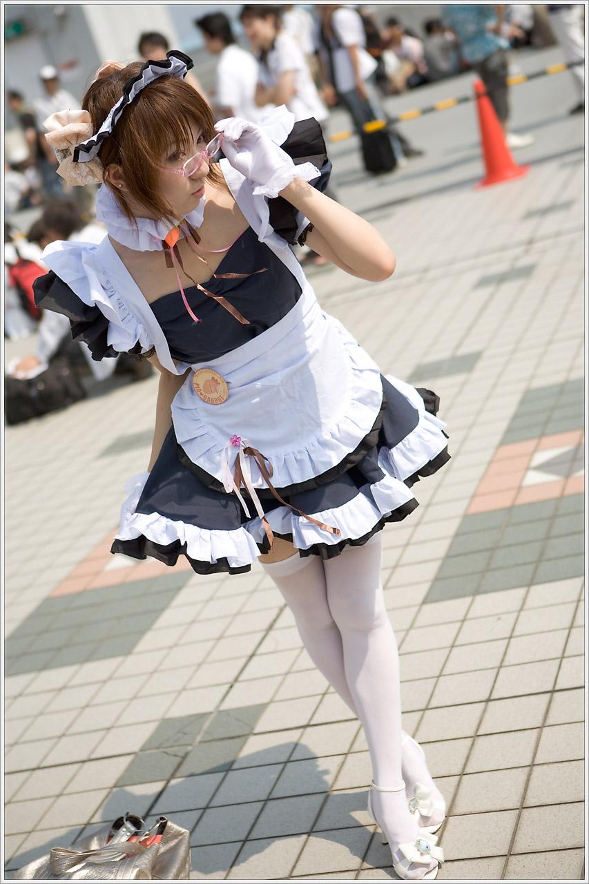 コミケのコスプレ写真追加完了〜☆_b0073141_2043437.jpg