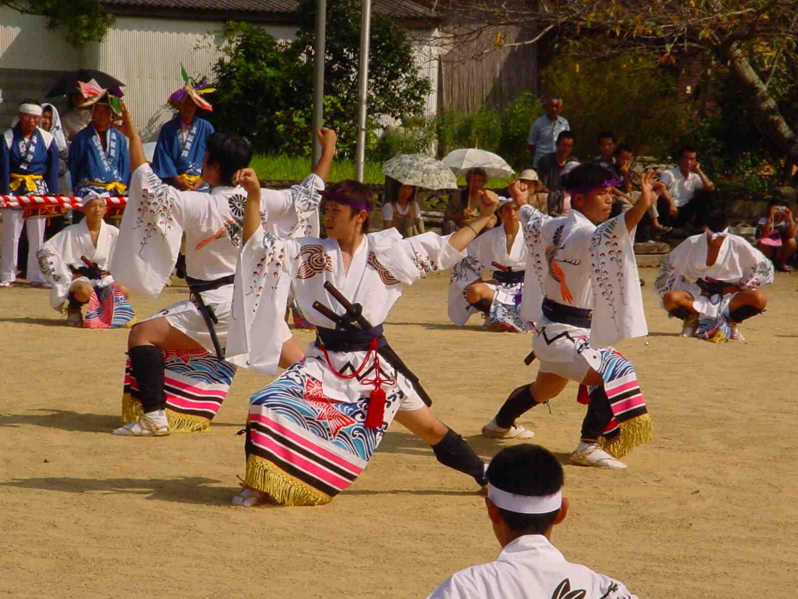 祭りに会う日~武雄の「荒踊り」~_f0040201_22163045.jpg